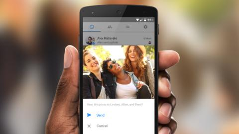 Nueva versión de Facebook Messenger para Android