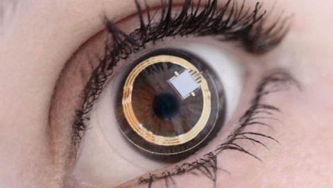 Tratamiento del glaucoma con lentillas inteligentes