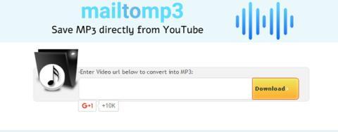 Bajar canciones de YouTube desde VidtoMP3.com