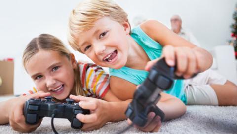 los videojuegos son beneficiosos para los niños