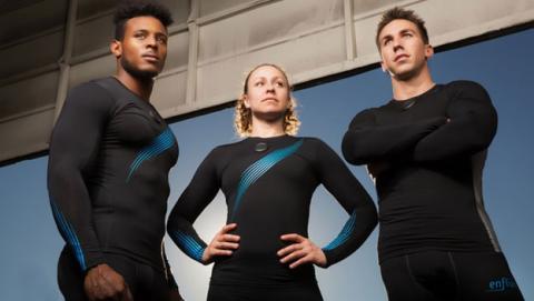 ropa deportiva inteligente