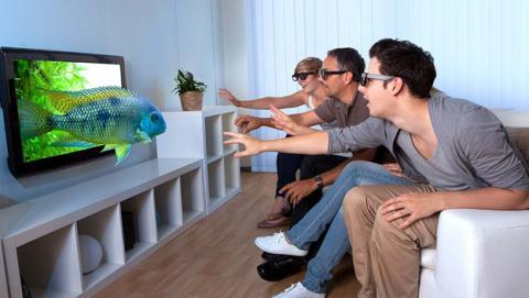 Samsung y Philips anuncian su retirada del mercado de los televisores 3D