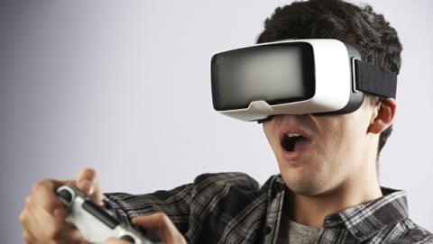 Cuidado con regalar gafas de realidad virtual a los niños