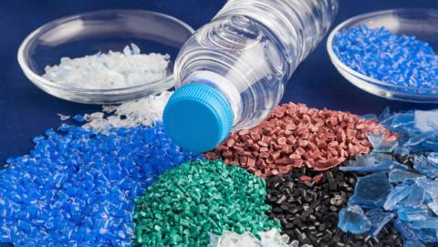 plastico renovable de plantas y co2