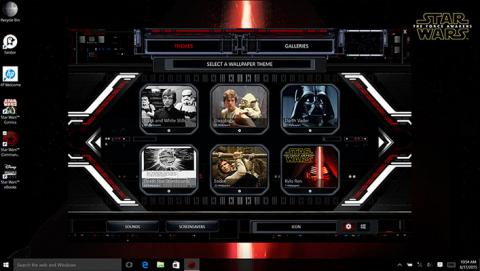 HP Pavilion 15 Star Wars