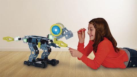 4 juguetes robóticos para aprender a programar