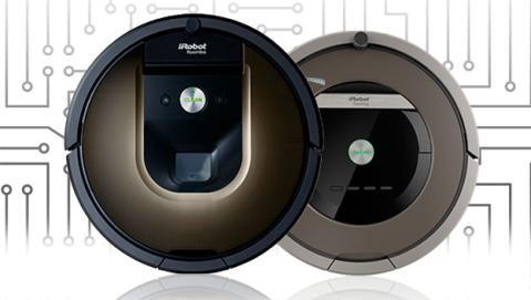 ¿Qué hay detrás de los robots domésticos Roomba?