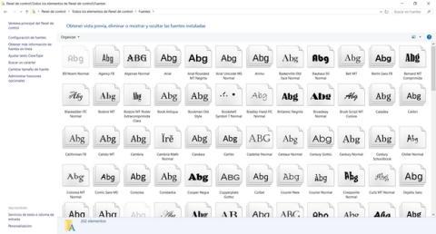 Las mejores webs para descargar tipografías gratis libres de derechos