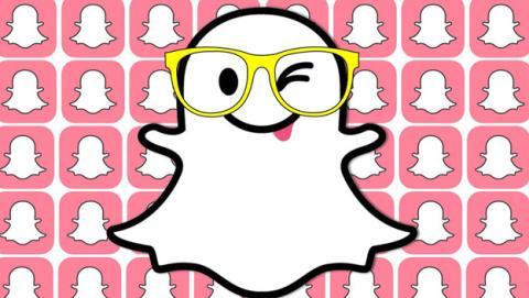 Gafas inteligentes para Snapchat