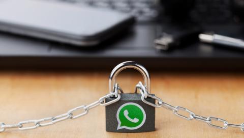 La encriptación de WhatsApp en la privacidad del Gobierno