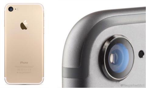 Diseños conceptuales del nuevo iPhone 7