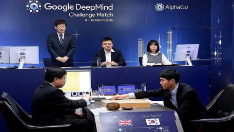 Lee Sedol vence a AlphaGo de Google