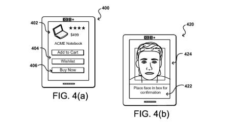 Amazon patente nuevo sistema