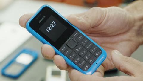Nokia 105, el teléfono favorito del Estado Islámico