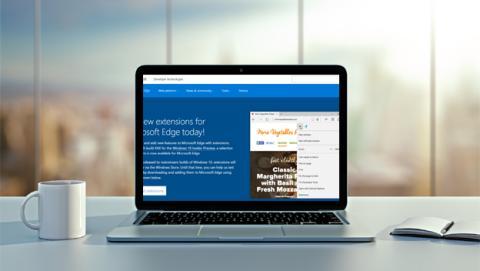 Extensiones para Microsoft Edge