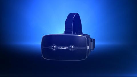 Gafas de realidad virtual y aumentada Sulon Q, con tecnología AMD