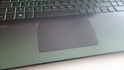 Touchpad del HP pavilion 15 gaming
