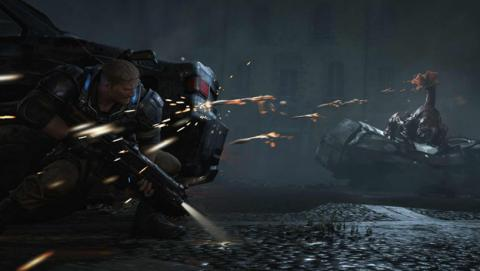La beta de Gears of War 4 estará disponible el mes que viene