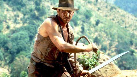 Indiana Jones volverá con Harrison Ford y Steven Spielberg