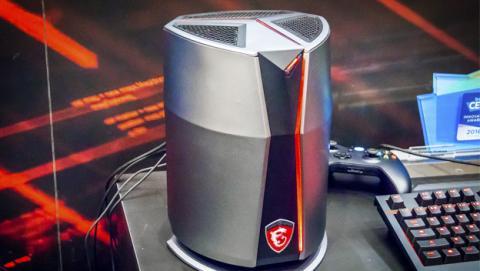 A la venta el MSI Vortex, el PC gaming de potencia casi ilimitada
