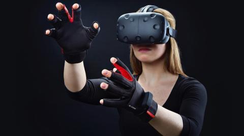 Manus VR, los guantes de realidad virtual