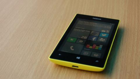 Los Windows Phone con 512 MB de RAM no podrán actualizar