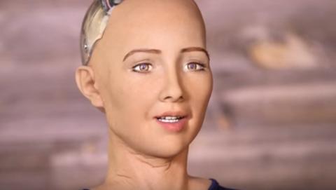 Sophia, la nueva celebridad robótica del SXSW