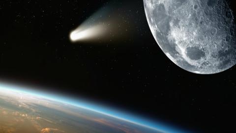 Cometas cercanos a la Tierra