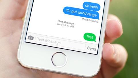 Vulnerabilidad iMessage iPhone