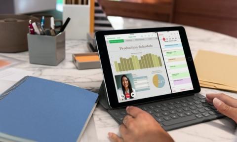 Apple presenta el nuevo iPad Pro de 9'7 pulgadas