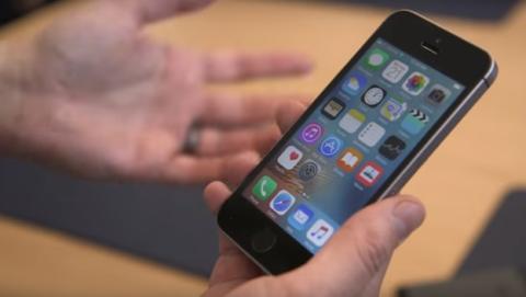 Imágenes del iPhone SE