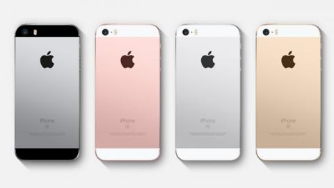 iphone 6s and se