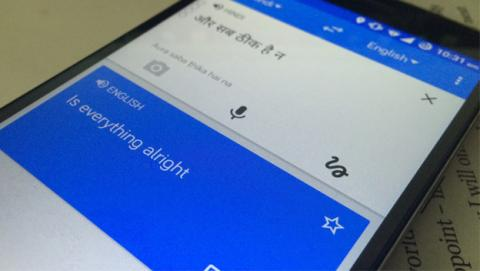 Los mensajes ocultos del traductor de Google