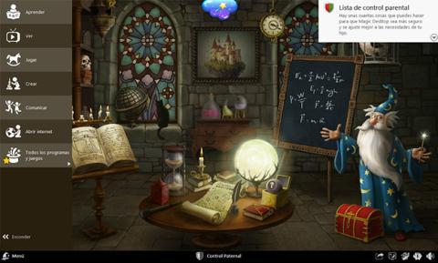 Captura de pantalla de Magic Desktop 9