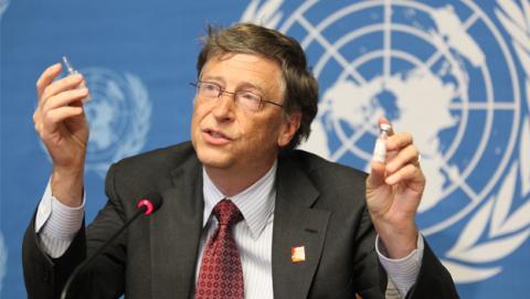 WC de nanomembrana, el retrete sin agua financiado por Bill Gates