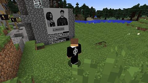 AlunaGeorge dará un concierto en vivo en Minecraft