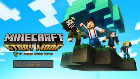 Minecraft: Story Mode, anunciados cuatro nuevos episodios