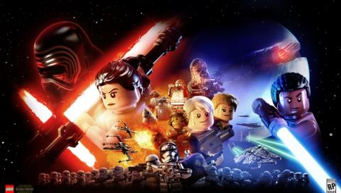 LEGO Star Wars El Despertar de la Fuerza, primer trailer gameplay