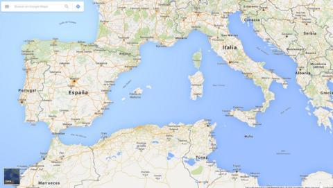 Google Maps cambia las fronteras según el país donde estés
