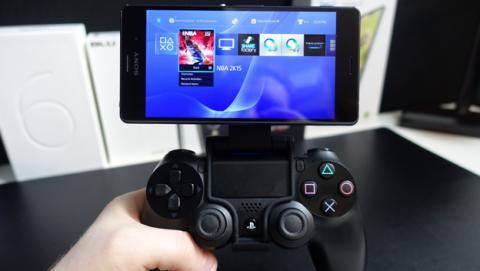 PlayStation en smartphones