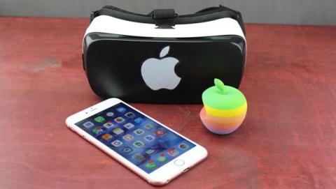 Patente gafas realidad virtual Apple
