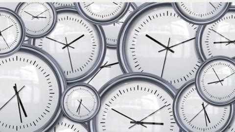 Cambio de hora 2017, horario de verano, adelantar el reloj, adelantar la hora