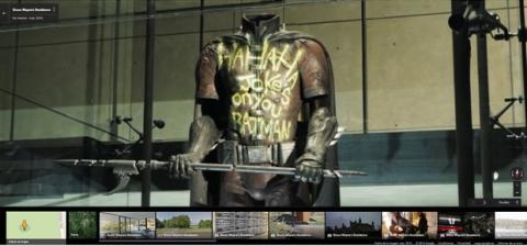 Encuentran la Batcueva y el Batmóvil en Google Maps