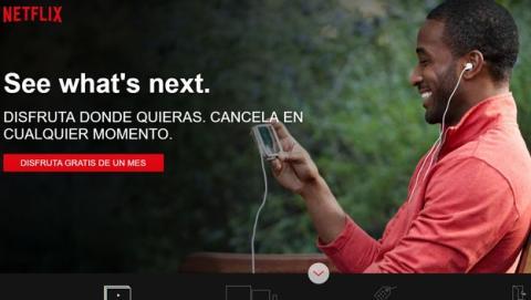 Netflix reduce la calidad del vídeo según la operadora que uses