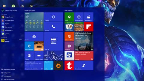 Los Live Tile de Windows 10 ofrecerán más interacción
