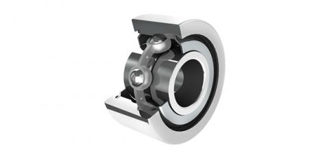 Detalle del rodamiento ball bearing