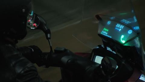Samsung presenta un concepto de pantalla inteligente