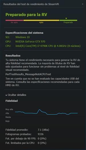 Gafas de realidad virtual HTC Vive, características y configuración