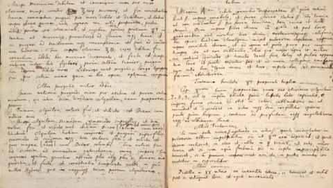 Cómo fabricar la piedra filosofal, según Isaac Newton