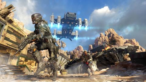 El próximo Call of Duty nos llevará a un futuro muy lejano